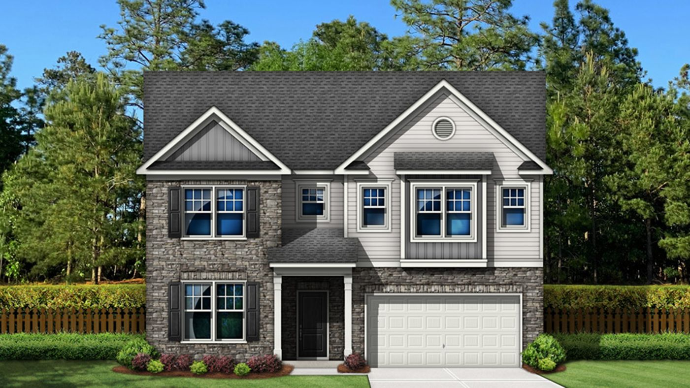 Exterior featured in The Rembert By Stanley Martin Homes in Greenville-Spartanburg, SC