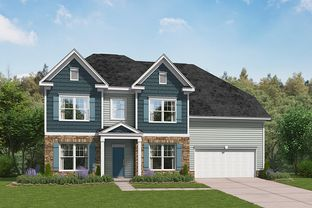 The Springfield - Carriage Hill: Easley, South Carolina - Stanley Martin Homes