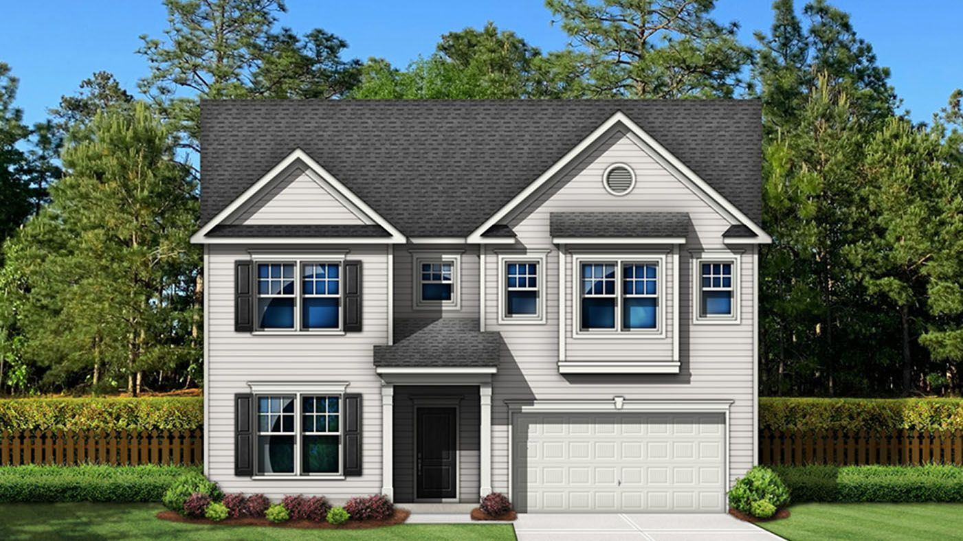 Exterior featured in The Rembert By Stanley Martin Homes in Augusta, SC