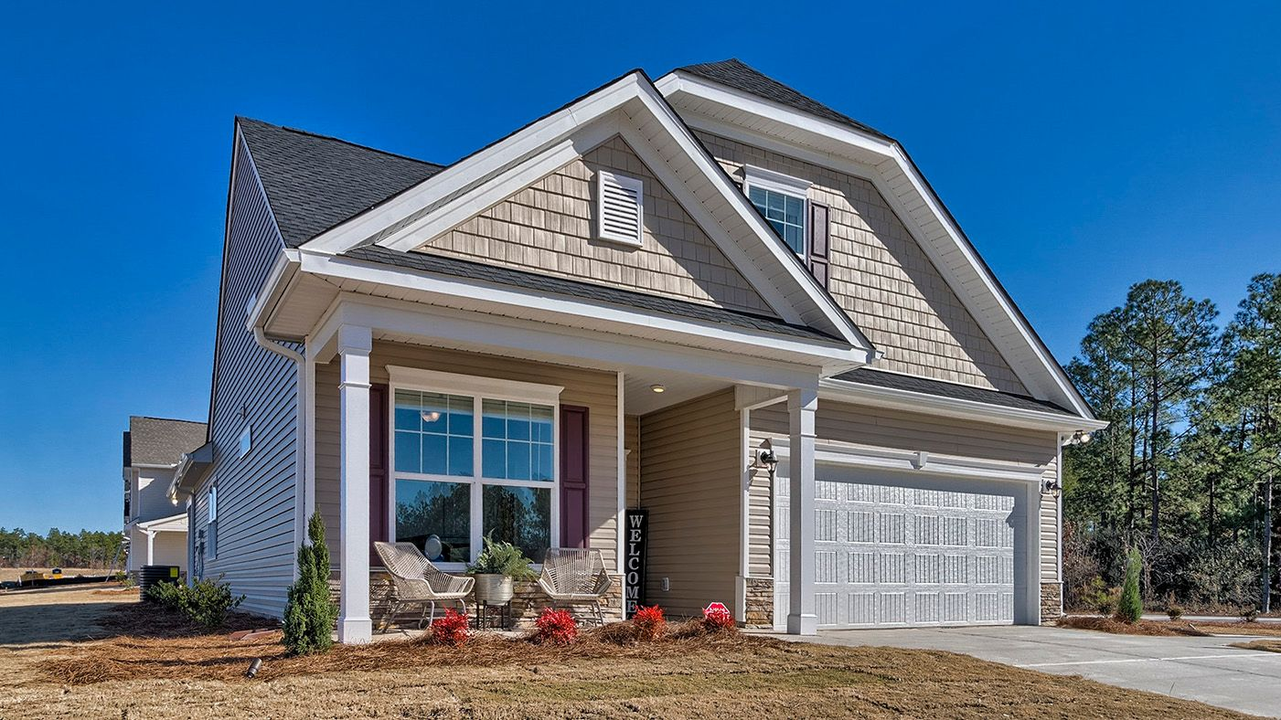 Exterior featured in The Hazelwood By Stanley Martin Homes in Augusta, SC