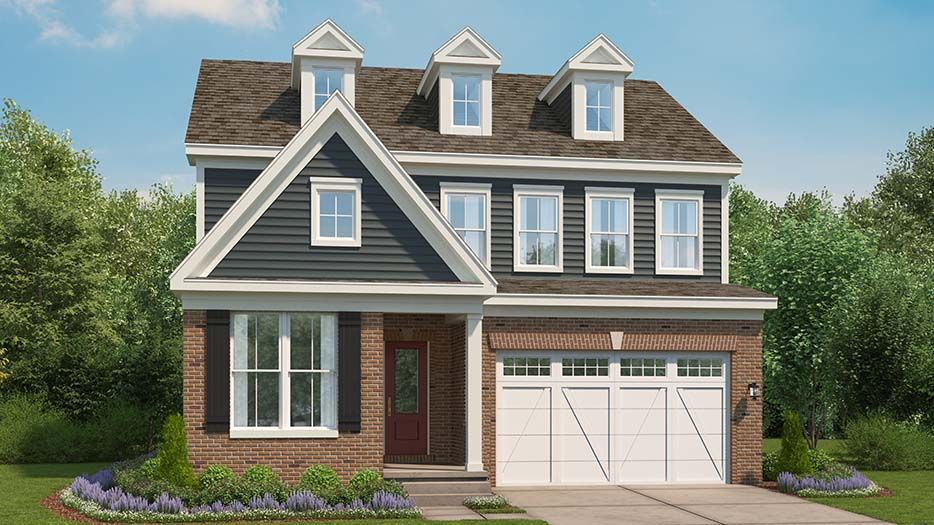 Exterior featured in The Amelia By Stanley Martin Homes in Atlanta, GA
