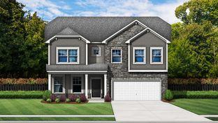 The Edgefield - Timberwood: Rock Hill, North Carolina - Stanley Martin Homes