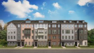 The Julianne - Ashbrook Place: Ashburn, District Of Columbia - Stanley Martin Homes