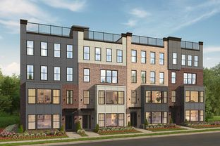 The Julianne - Liberty Park: Herndon, District Of Columbia - Stanley Martin Homes