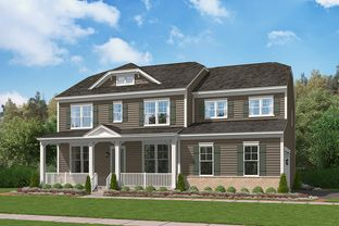 The Kasey - The Reserve at Holly Springs: Centreville, District Of Columbia - Stanley Martin Homes