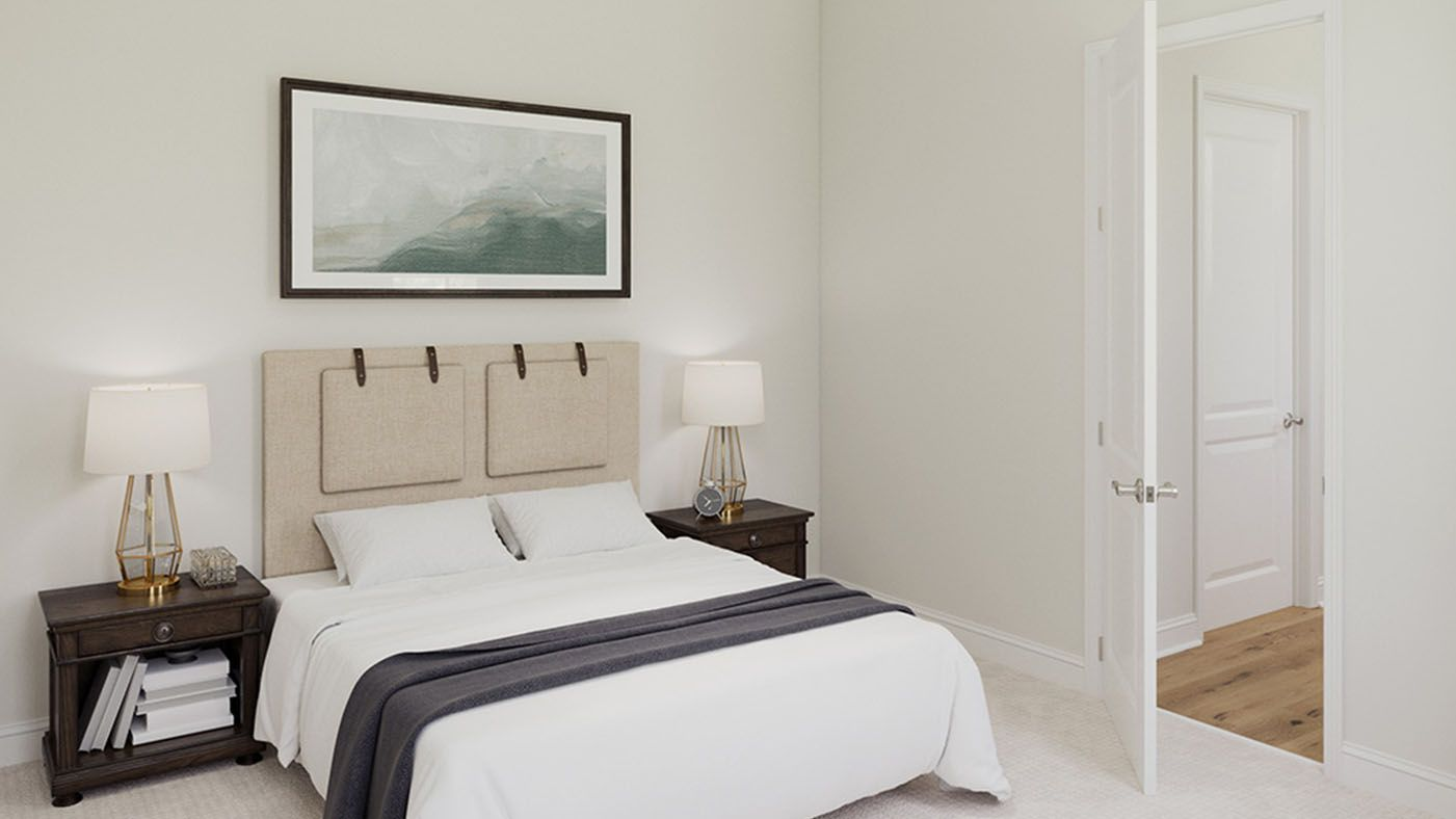 Bedroom featured in The Jocelyn By Stanley Martin Homes in Washington, VA