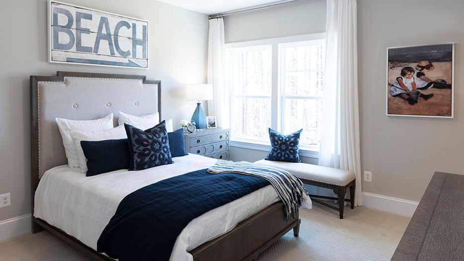 Bedroom featured in The Kasey By Stanley Martin Homes in Washington, VA