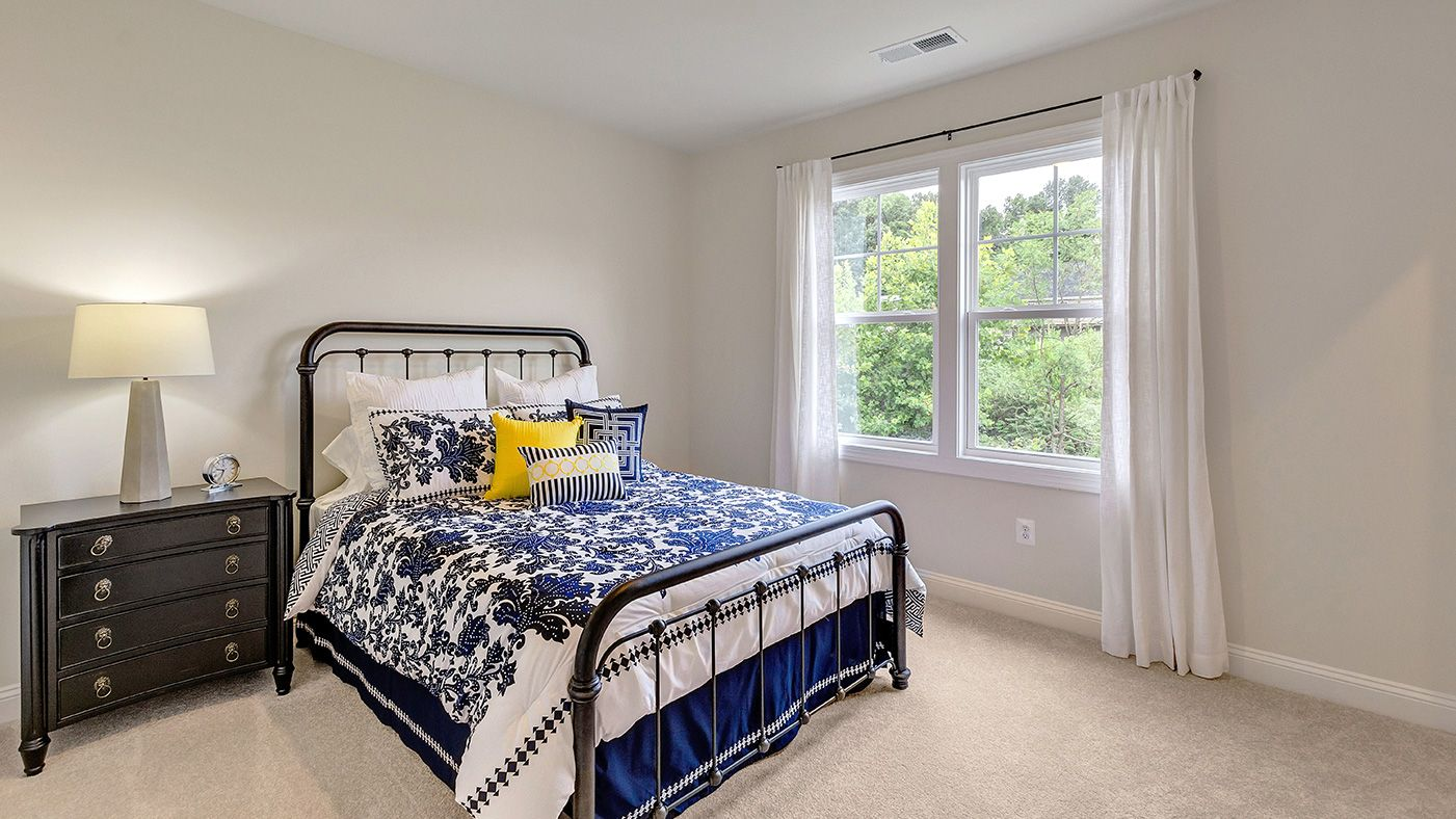 Bedroom featured in The Gaines By Stanley Martin Homes in Charlottesville, VA