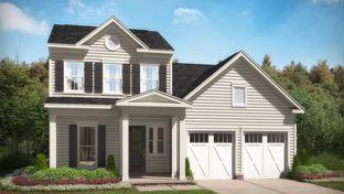 The Graham - 12 Oaks: Holly Springs, North Carolina - Stanley Martin Homes