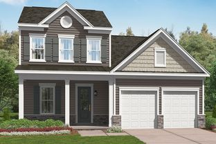 The Graham - The Residences at West Village: Apex, North Carolina - Stanley Martin Homes