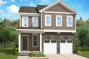 The Talbot - The Residences at West Village: Apex, North Carolina - Stanley Martin Homes