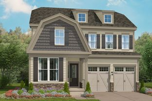 The Maisie II - The Residences at West Village: Apex, North Carolina - Stanley Martin Homes
