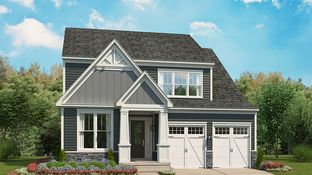 The Edison II - The Residences at West Village: Apex, North Carolina - Stanley Martin Homes