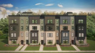 The Paxton - West Broad Landing: Henrico, Virginia - Stanley Martin Homes