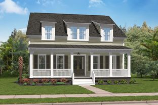 The Tidalview - Oldfield: Bluffton, South Carolina - Stanley Martin Homes