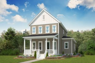 The Moreland - Oldfield: Bluffton, South Carolina - Stanley Martin Homes