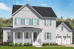 The Wando - Riverside at Carolina Park: Mount Pleasant, South Carolina - Stanley Martin Homes