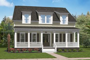 The Tidalview - Riverside at Carolina Park: Mount Pleasant, South Carolina - Stanley Martin Homes
