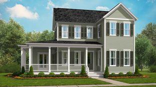 The Riverside - Riverside at Carolina Park: Mount Pleasant, South Carolina - Stanley Martin Homes