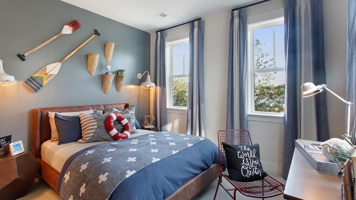 Bedroom featured in The Riverside By Stanley Martin Homes in Charleston, SC