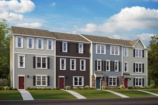 The Millville - Presidents Pointe: Ranson, District Of Columbia - Stanley Martin Homes