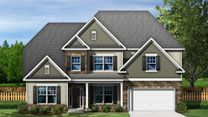 Ashley Oaks by Stanley Martin Homes in Columbia South Carolina