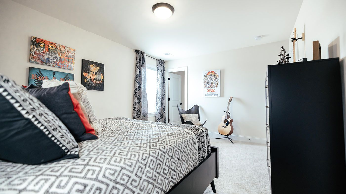 Bedroom featured in The Rembert By Stanley Martin Homes in Columbia, SC