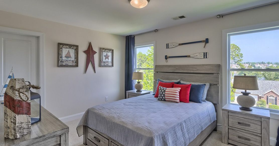 Bedroom featured in The Katherine By Stanley Martin Homes in Columbia, SC