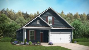The Hazelwood - The Ridge at Longview: Lexington, South Carolina - Stanley Martin Homes