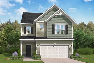 The Granger - The Stables at Woodcreek: Elgin, South Carolina - Stanley Martin Homes