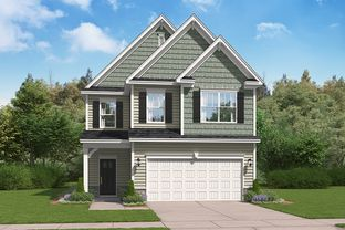The Barlow - The Stables at Woodcreek: Elgin, South Carolina - Stanley Martin Homes