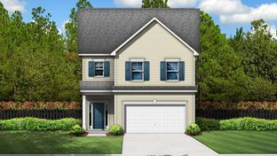 The Summerton - Timberwood: Rock Hill, North Carolina - Stanley Martin Homes