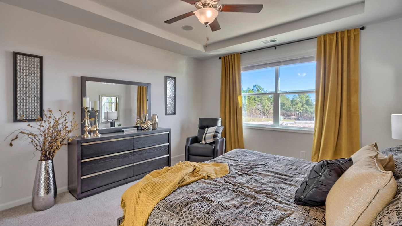Bedroom featured in The Summerton By Stanley Martin Homes in Augusta, SC