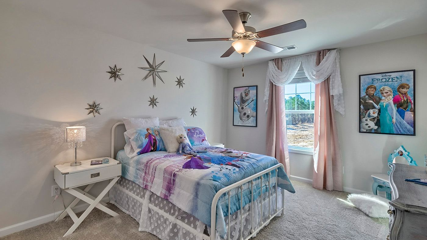 Bedroom featured in The Hazelwood By Stanley Martin Homes in Augusta, SC