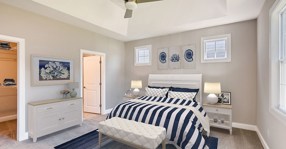 Bedroom featured in The Stapleton By Stanley Martin Homes in Augusta, SC
