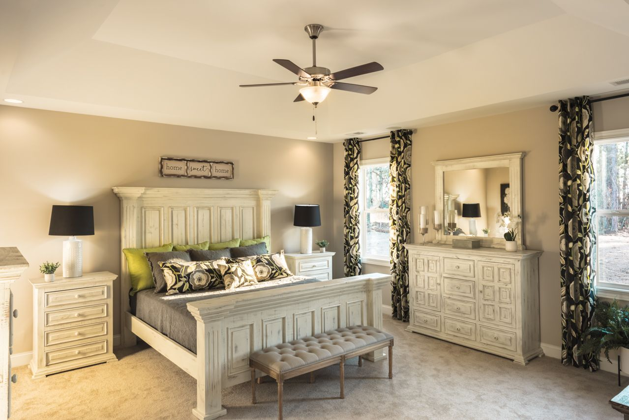 Bedroom featured in The Tanglewood By Stanley Martin Homes in Augusta, SC