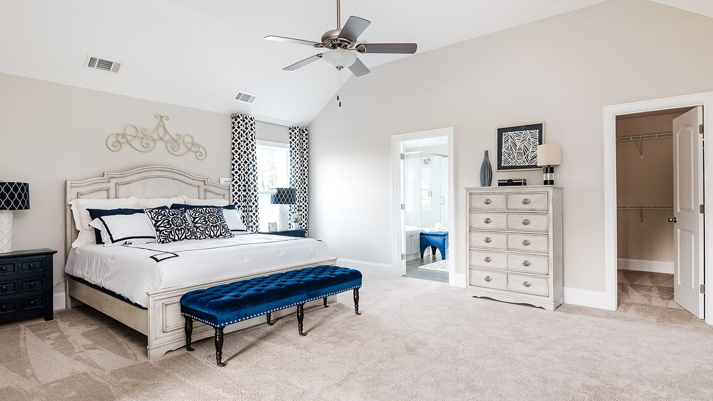 Bedroom featured in The Springfield By Stanley Martin Homes in Augusta, SC