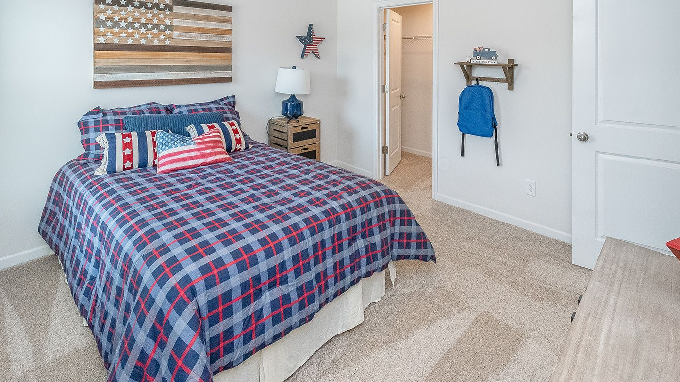 Bedroom featured in The Fairview By Stanley Martin Homes in Augusta, SC