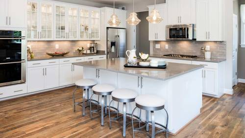 Kitchen-in-Carey-at-Windsor Hill-in-Triangle