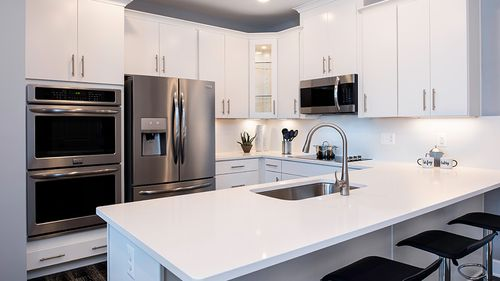 Kitchen-in-Savannah-at-Landing at Cannon Branch-in-Manassas