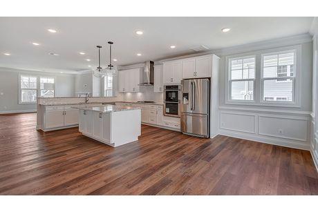 Kitchen-in-Gardiner-at-Villas at Belvedere-in-Charlottesville