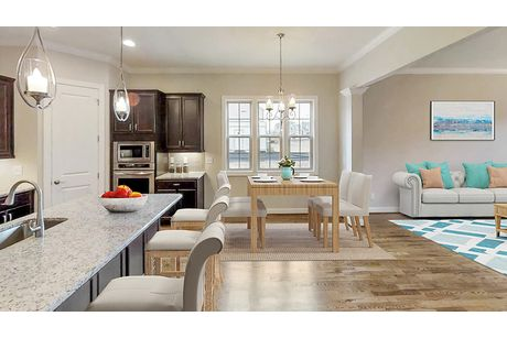 Kitchen-in-Silvan-at-Renaissance At Regency-in-Cary