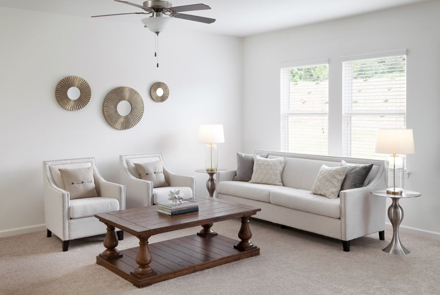 Living Area featured in the Galileo By Starlight Homes in Atlanta, GA