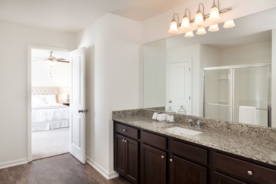 Bathroom featured in the Beacon By Starlight Homes in Atlanta, GA