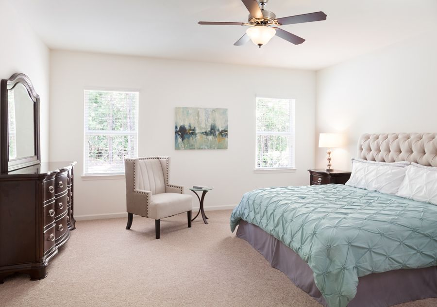 Bedroom featured in the Europa By Starlight Homes in Tampa-St. Petersburg, FL