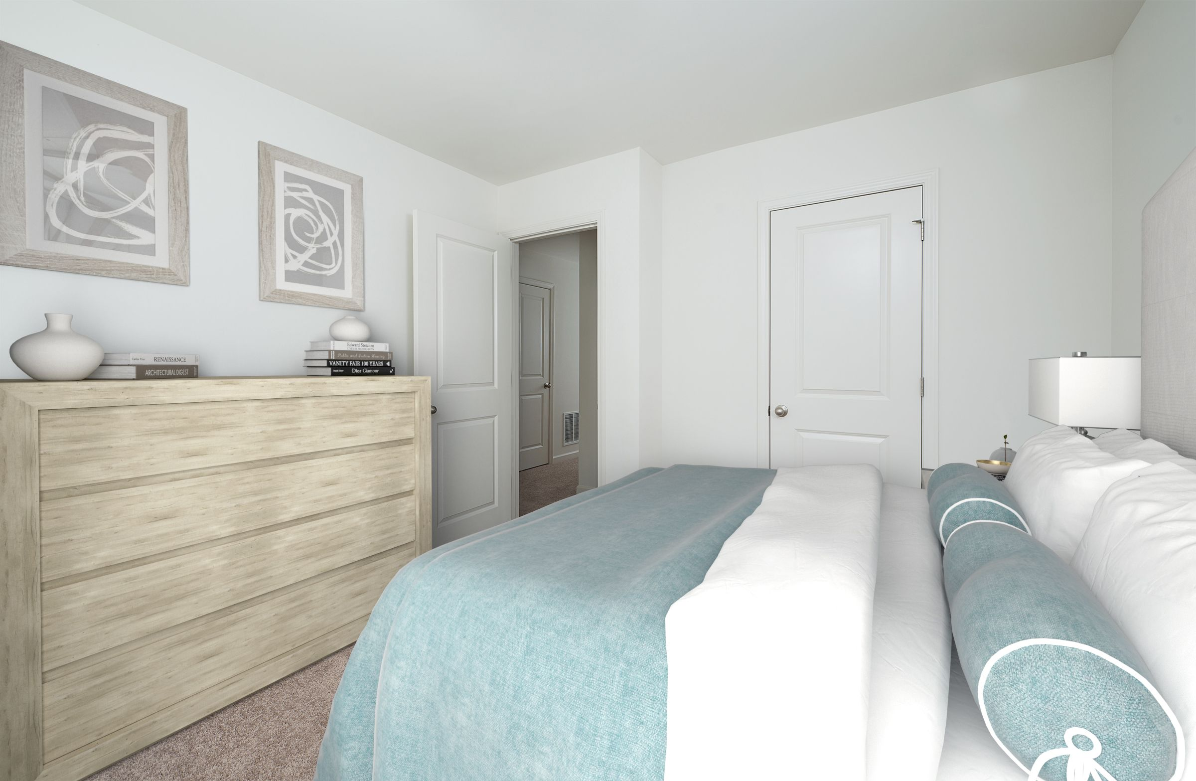 Bedroom featured in the Cosmos By Starlight Homes in Atlanta, GA