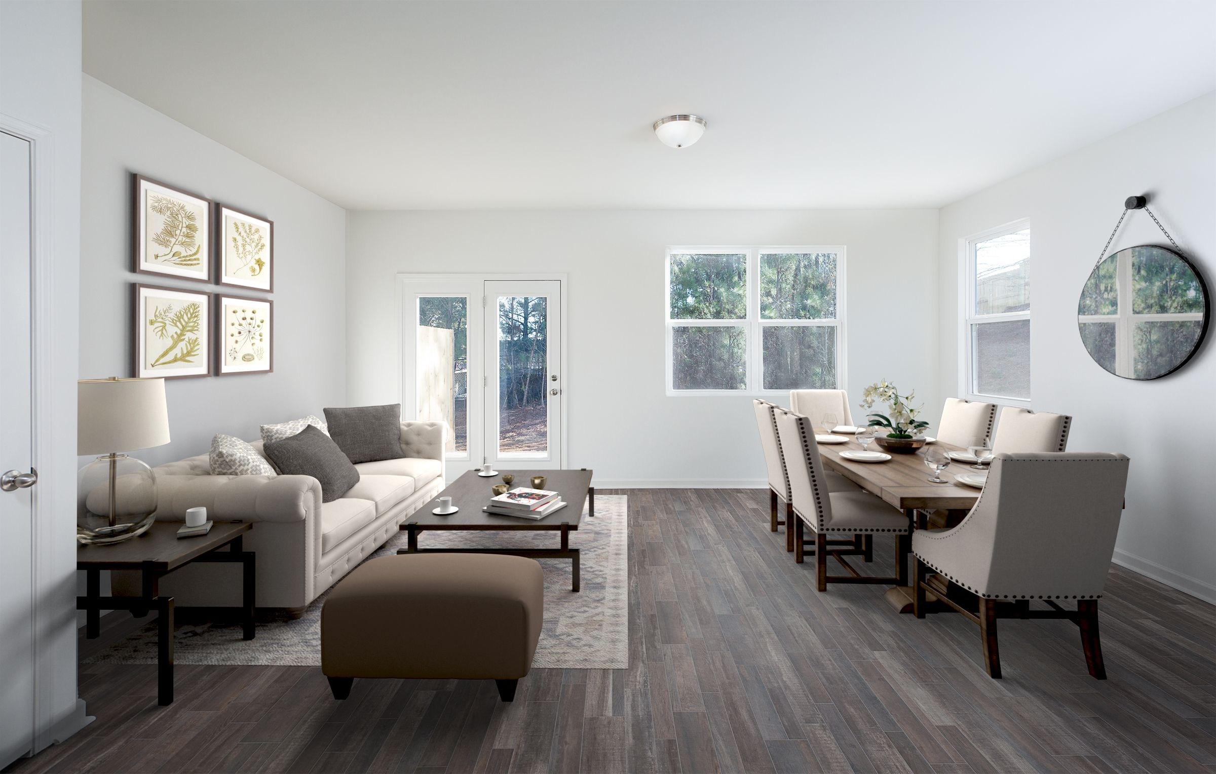 Living Area featured in the Pulsar By Starlight Homes in Atlanta, GA