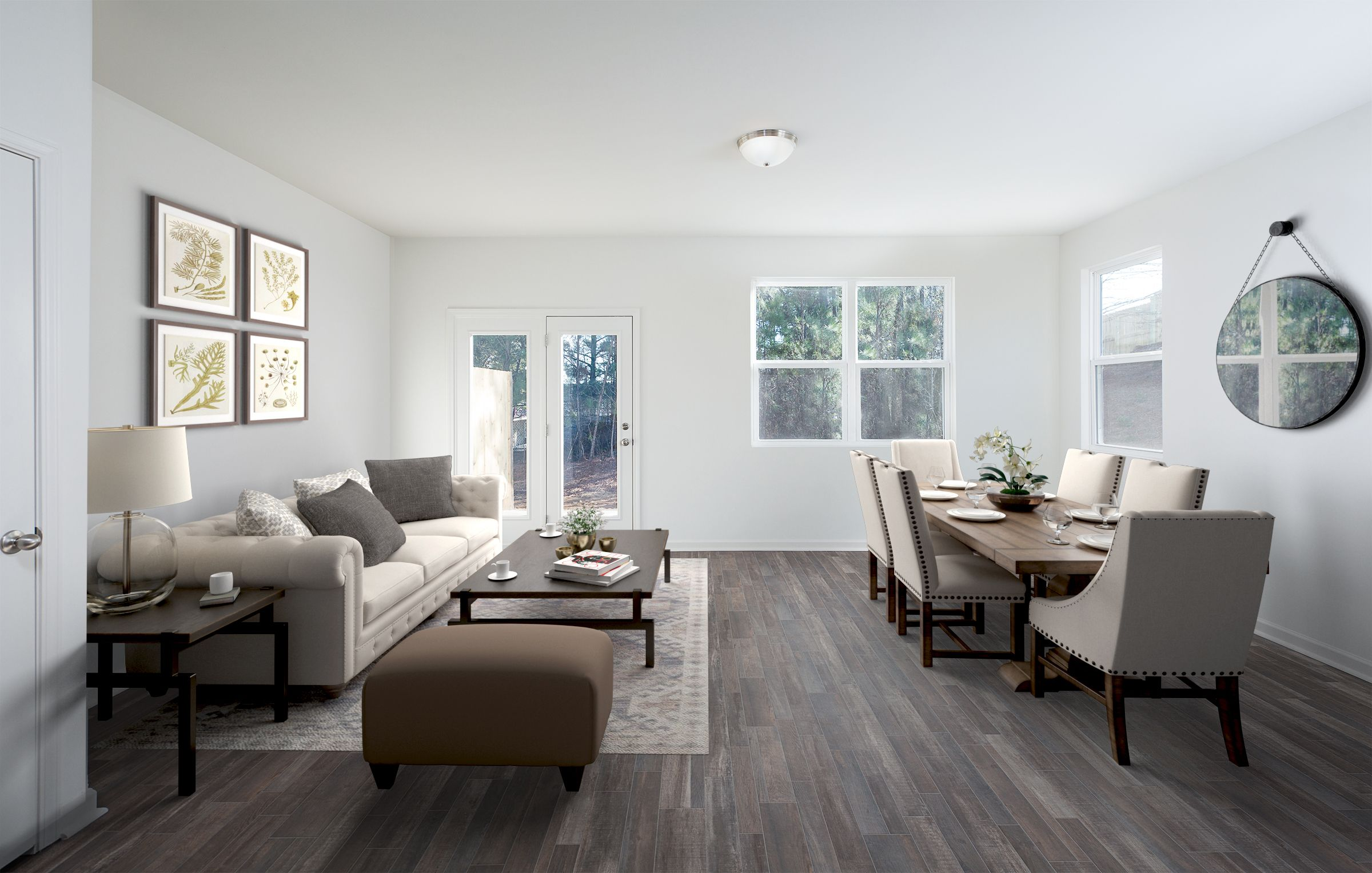 Living Area featured in the Nebula By Starlight Homes in Atlanta, GA
