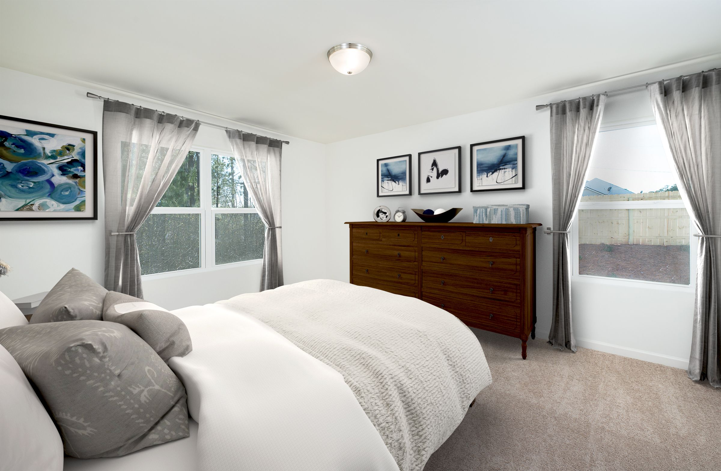 Bedroom featured in the Nebula By Starlight Homes in Atlanta, GA