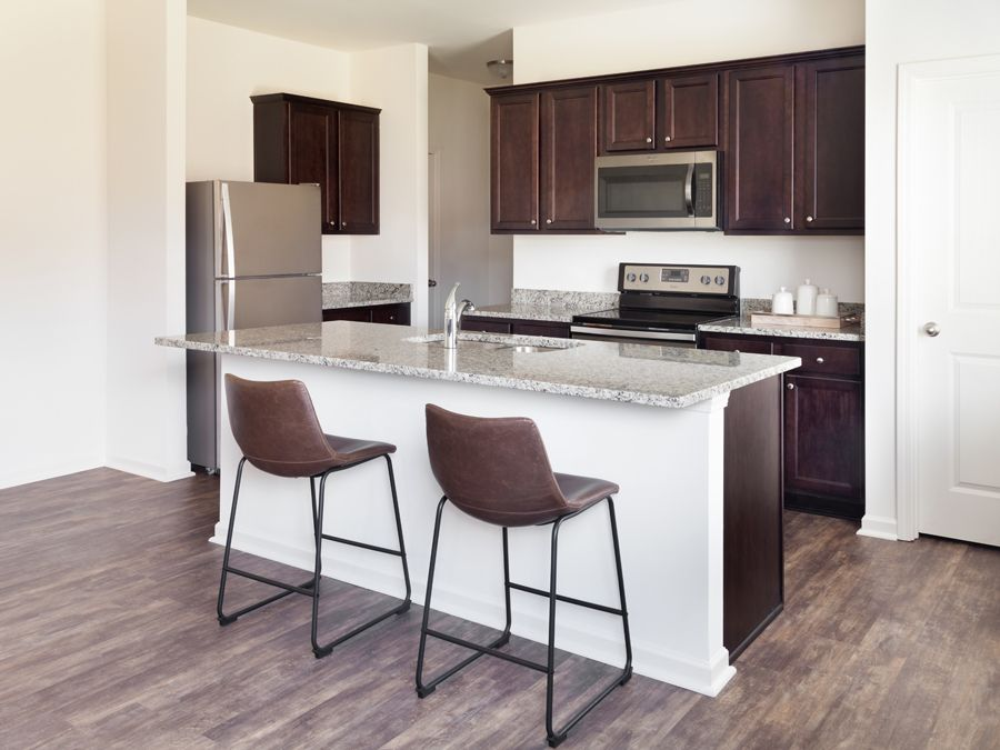 Kitchen featured in the Beacon By Starlight Homes in Orlando, FL